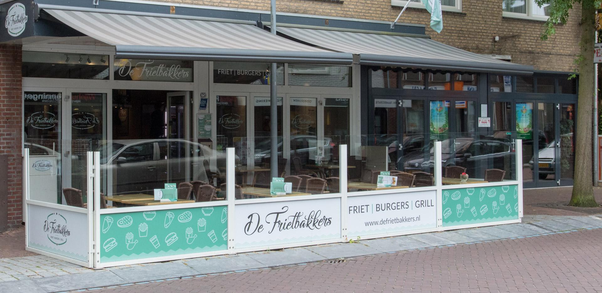 De Frietbakkers, cafetaria te Panningen in Peel en Maas